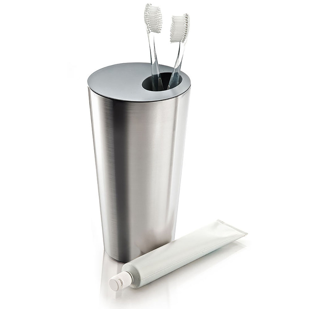 Top3 by design eva solo eva solo toothbrush holder for Bath accessories holder
