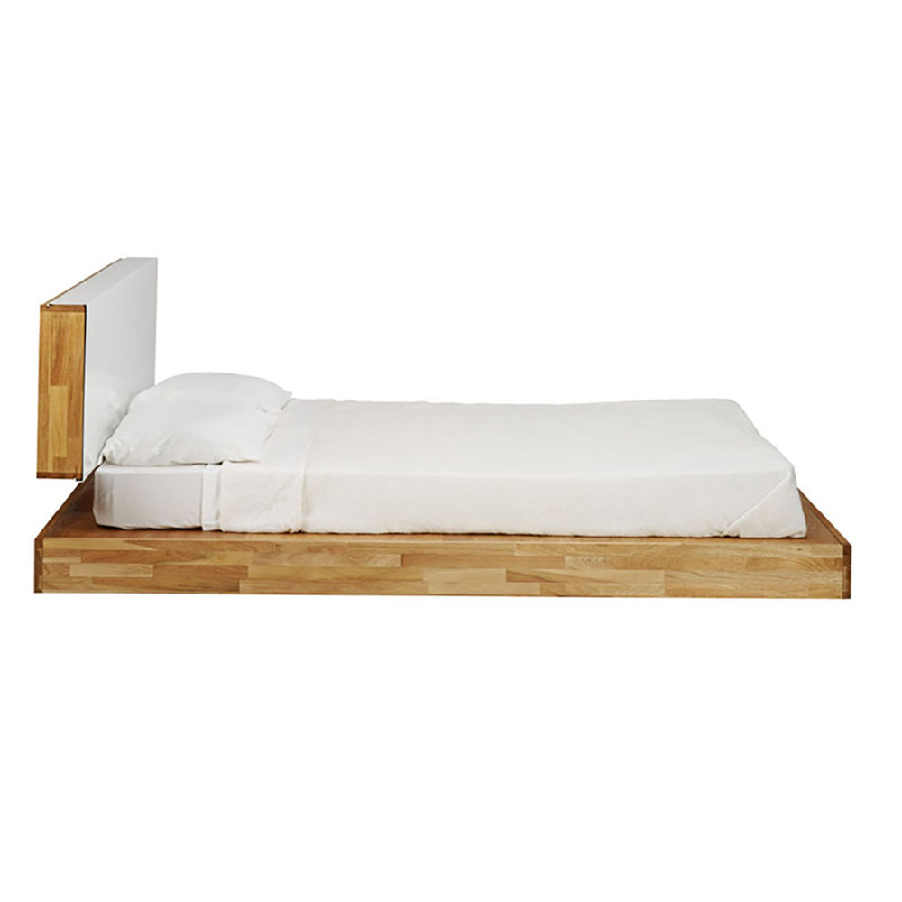 Top3 by design mash studios lax queen platform bed Bed with mattress