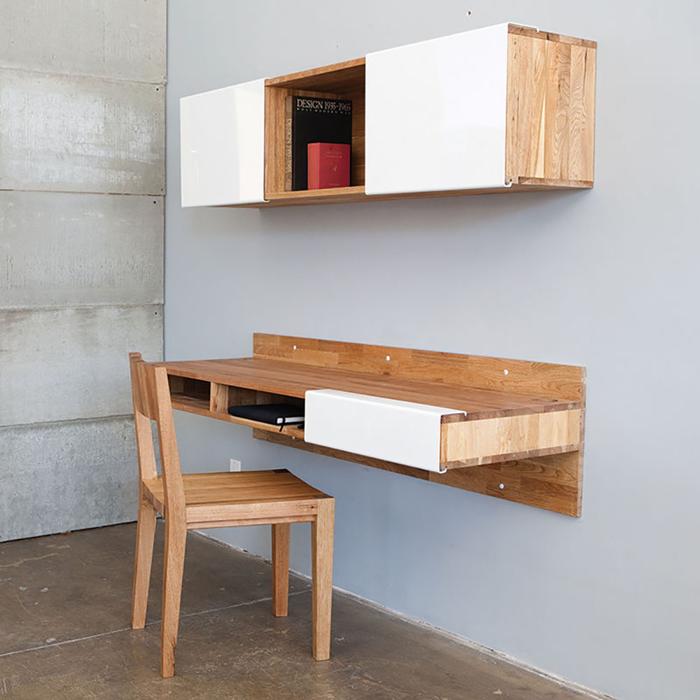 Top3 By Design Mash Studios Lax Wall Mounted Desk