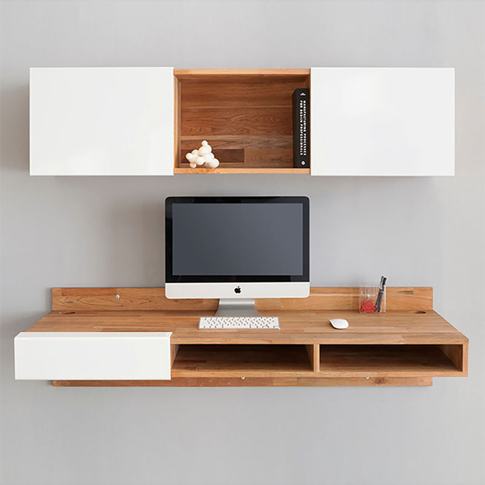 Top3 By Design Mash Studios Lax 3 X Wall Mountshelf Wht Dc