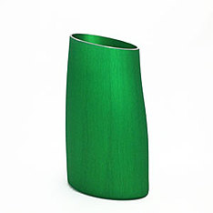 fink vase green medium