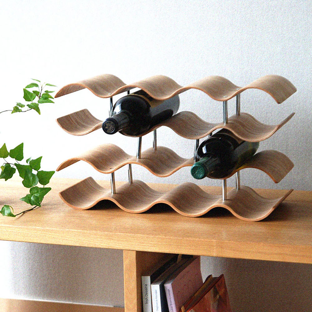 Top3 by design kinto kinto wine rack 14 bottle - Types of beautiful wine racks for your home ...