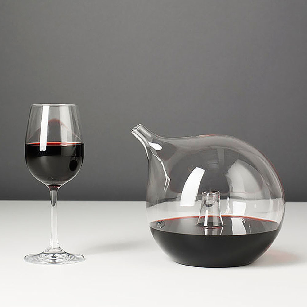 Top3 by design vert design stilla wine decanter carafe for Wine carafes and decanters
