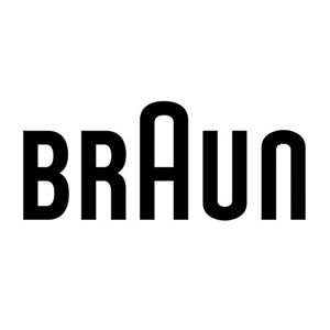 Braun products at top3 by design