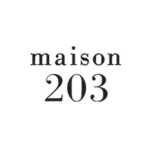Maison203 products at top3 by design