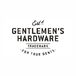 Gentlemens Hardware products sold at top3 by design
