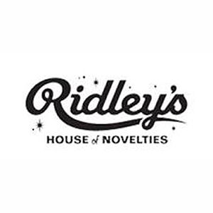 Ridleys products sold at top3 by design