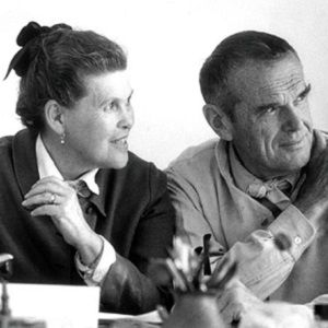Charles + Ray Eames products at top3 by design