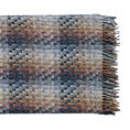 Missoni Husky throw brown
