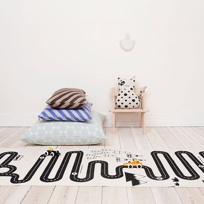 Playroom Adventure Rug