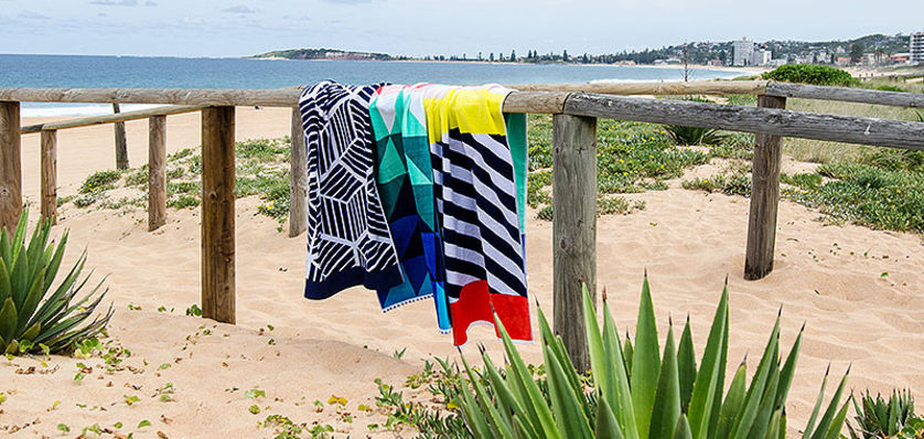 Sunnylife Luxe Beach Towels