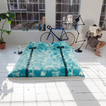 Snurk Pool Duvet Set