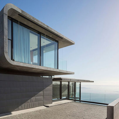 top3 by design - Get inspired Clifftop house on Waiheke Island, New ...