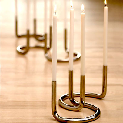 Gemini Candle sticks