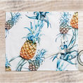 Basil Bangs Pineapple Placemat