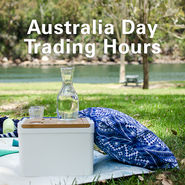 Australia Day Trading Hours 2016 news from top3 by design
