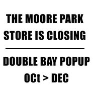 MOORE PARK STORE CLOSING DOWN / SALE news from top3 by design