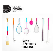 2017 Good Design Awards entries now live! news from top3 by design