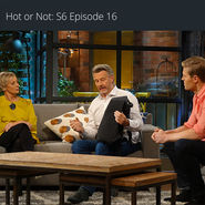 LIVING ROOM TV - HOT or NOT - Barry Du bois news from top3 by design