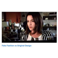 Fake Fashion - ABC - Fake Fashion vs original design news from top3 by design